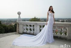 Berta's avant-garde - 2014 Winter Wedding Dress Collection