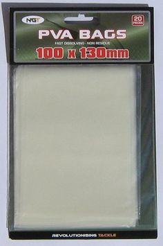 Sac soluble pva  100x130