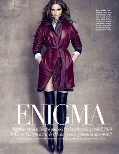 4156e866077 Crimson-Clad Siren Portraits   glassbook magazine Purple Fashion
