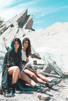 Kendall and Kylie Jenner shares tidbits of their upcoming shoe and clothing collections   Mail Online