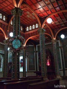 Basílica de Nuestra Señora de los Ángeles  Cartago, Costa Rica.