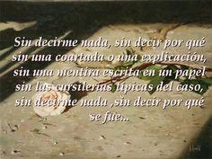 """RICARDO ARJONA : Tema: """"Se Fue"""""""