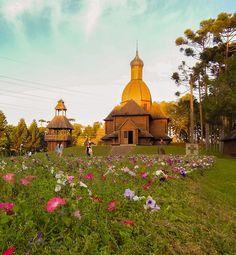 Memorial ucraniano - Curitiba, Paraná (by PatriciaF.Almeida)