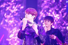 [STARCAST] UP10TION's 1st Showcase in Japan #UP10TION #업텐션 #Wooshin #우신 #spotlight