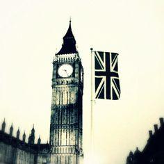 Big Ben.. #London #England # UK
