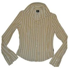 Versace - VERSACE Striped Shirt | Hardly Ever Worn It