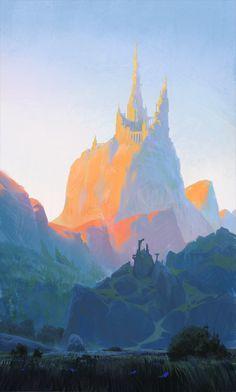 ArtStation - Spear, Jeremy Paillotin