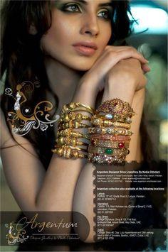 Argentum Lovely Fashion Shoots For Designer Jewellery by Nadia Chhotani (1)