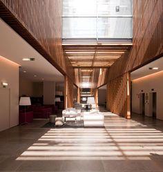 Inspira Santa Marta Hotel / Promontório Arquitectos