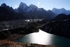 The highest known lake to mankind, The Gokyo Lake, Nepal