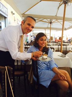 Tartufo tasting at TreScalini, Italy.....Lisa Ray