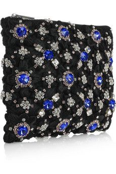 Christopher Kane crystal clutch