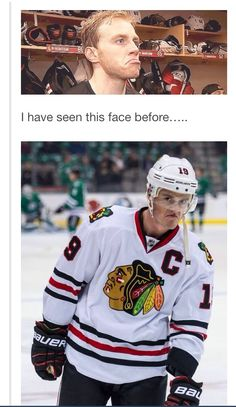 I swear, Johnny Toews is the spitting image of Grumpy Cat.