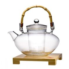 Tea for More Teapot | Coffee and Tea Boutique | $39.99 | #CoffeeandTeaBoutique #TeaWare