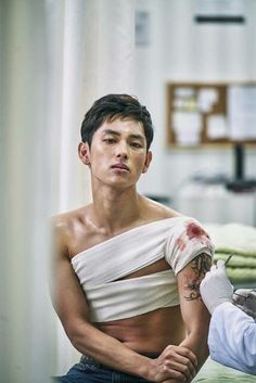 Im Siwan commits stylized violence against my ovaries in new action movie [image heavy] - OMONA THEY DIDN'T! Asian Aesthetic, Aesthetic Pictures, Park Sung Woong, Im Siwan, Male Pose Reference, Body Photography, Boy Models, Kdrama Actors, Young Actors