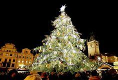 17 самых волшебных рождественских елок мира