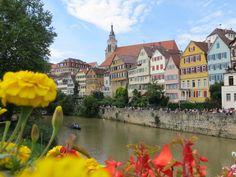 Neckar bei Tübingen
