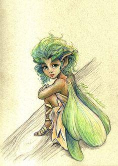 Luna Fairy By MommySpike