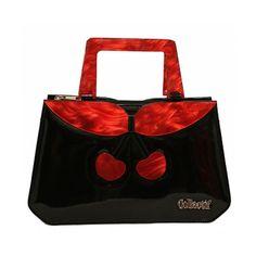 95e47551d224 16 Best bags images   Painted bags, Classic handbags, Fashion vintage