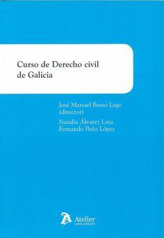 "https://flic.kr/p/sUXXnw | Curso de derecho civil de Galicia / José Busto Lago (director) ; Natalia varez Lata, Fernando Peña López, 2015 | <a href=""http://encore.fama.us.es/iii/encore/record/C__Rb2659891?lang=spi"" rel=""nofollow"">encore.fama.us.es/iii/encore/record/C__Rb2659891?lang=spi</a> B E 347(035) BUS"