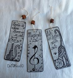 Discover recipes, home ideas, style inspiration and other ideas to try. Creative Bookmarks, How To Make Bookmarks, Bookmarks Kids, Homemade Bookmarks, Mandala Art Lesson, Doodle Art Designs, Watercolor Bookmarks, Handmade Birthday Cards, Zentangle Patterns