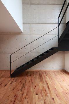 House in Nakamaruko / PANDA | Arredamento, Scale interne ...
