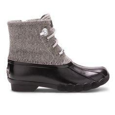 Girls Hicker Fashion Boots | SALTWATER BOOT by Sperry Top-Sider