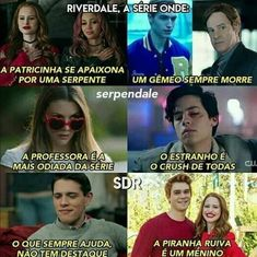 Star Fashion - All about fashion Pretty Little Liars, Riverdale Memes, Human Emotions, Ouat, Best Shows Ever, Greys Anatomy, A Funny, Funny Images, Series Movies
