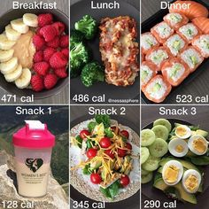 healthy food food recipes food dinner food art food deserts food videos food photography food easy f Healthy Meal Prep, Healthy Snacks, Healthy Eating, Healthy Recipes, Keto Meal, Dinner Healthy, Paleo Diet, Healthy Weight, Lunch Recipes