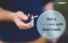 Most of the lenders consider the credit score of the borrower to lend the money. When you have bad credit, the loan refusal chances are quite high.