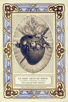 Le Saint Coeur de Marie