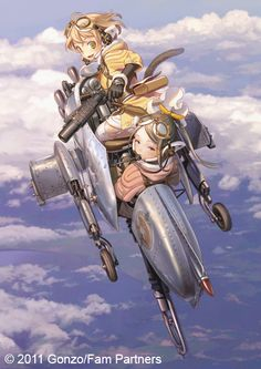 The Last Exile: Fam, The Silver Wing                                                                                                                                                                                 もっと見る