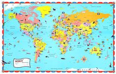 World atlas hd wallpapers download free world atlas tumblr rand mcnally classic edition world wall map poster is available paper laminated railed or framed enjoy the accuracy and detail of rand mcnally gumiabroncs Gallery