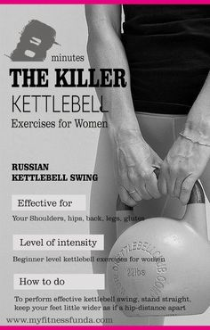 """How much do you know about kettlebell workout or have you heard this word """"Kettlebell"""" for the first time? #kettlebell #crossfit #fitness #fitness_tips  #workouts #fitness_exercise #workout_plans #crossfit_workouts"""