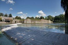 Dutch Floating Bridge_RO&AD Architecten