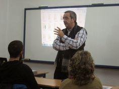 ACTIVIDADES EXTRAESCOLARES Y VICEDIRECCIÓN DEL IES La Rábida: Conferencia de Juan Antonio González