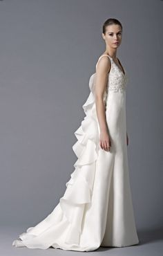 Some of My Favorite Bridal Gowns From The Current Collection of Several Top Designers | Fab You Bliss