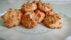 kokosové pusinky, chrumkavé, vnútrajšok mäkký Krispie Treats, Rice Krispies, Cauliflower, Muffin, Vegetables, Breakfast, Cake, Party, Food