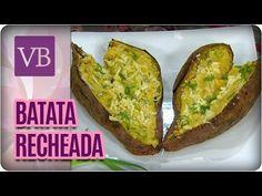 Batata Rústica Recheada - Você Bonita (30/01/17) - YouTube