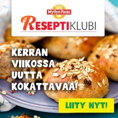 Paras mangojuustokakku | Myllyn Paras Hamburger, Mango, Bread, Baking, Food, Manga, Brot, Bakken, Essen