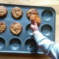 1 million+ Stunning Free Images to Use Anywhere Baby Cereal, Apple Muffins, Iron Rich Foods, Spelt Flour, Free To Use Images, Healthy Baking, Finger Foods, Electric Mixer, Yummy Food