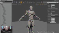 Physical Animations in Unreal Engine   CG Tutorials library Vfx Tutorial, Animation Tutorial, Design 3d, Game Design, Motion Capture, Video Game Development, Game Mechanics, Unreal Engine, Game Developer Jobs