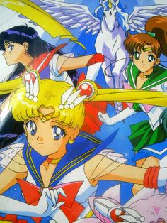 I watched Sailor Moon as a kid and I completely fell head over heels for this show. I owned all the movies and watched the show nonstop. Sailor moon was the first show/movie that got me interested in magical power stuff. Jupiter was always my fave. Prolly cause of the combat boots she wore and her element:electricity. I will always love this show!