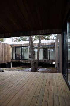 Square House Veierland / Reiulf Ramstad Arkitekter AS Cortesía de Reiulf Ramstad Arkitekter