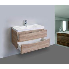 """Eviva Smile® Modern 30"""" Single Bathroom Vanity Set"""