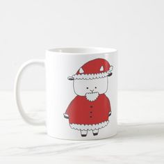 Santa GOAT Mug - Xmas ChristmasEve Christmas Eve Christmas merry xmas family kids gifts holidays Santa