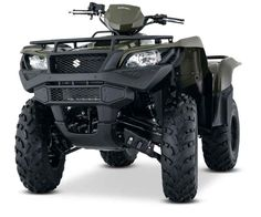 New 2017 Suzuki KingQuad 750AXi ATVs For Sale in Pennsylvania. In 1983, Suzuki introduced the world's first 4-wheel ATV. Today, Suzuki ATVs are everywhere. From the most remote areas to the most everyday tasks, you'll find the KingQuad powering a rider onward. Across the board, our KingQuad lineup is a dominating group of ATVs. Taking advantage of Suzuki's three-decades-plus experience with four-wheelers, the 2017 Suzuki KingQuad 750AXi is designed for phenomenal performance on the trail…