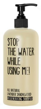 Stop+the+Water+While+Using+Me!+-+Lavender+Sandalwood+Regenerating+Shampoo+#niche+beauty