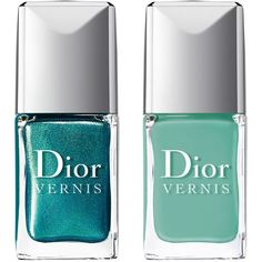 Dior Dior Vernis Nail Duo ($29) ❤ liked on Polyvore featuring beauty products, nail care, nail polish, makeup, beauty, nails, accessories, christian dior nail polish and christian dior