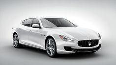 Maserati   Models   Quattroporte   Intro